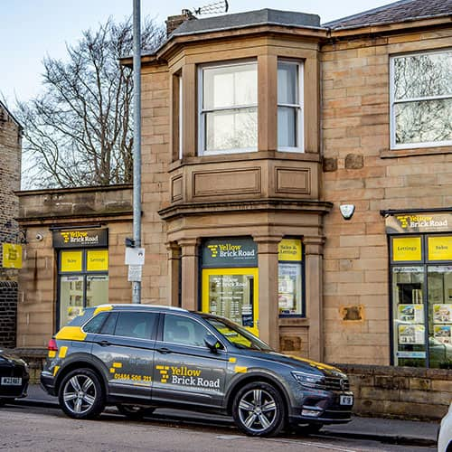 Yellow Brick Road Estate Agents in Huddersfield